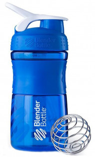 Шейкер BlenderBottle SportMixer синий (591 мл)